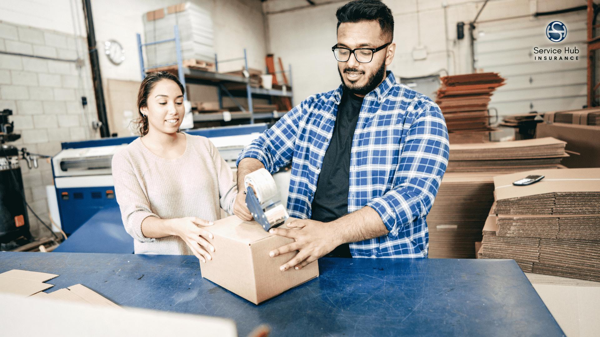 Business Insurance -  Service Hub Insurance